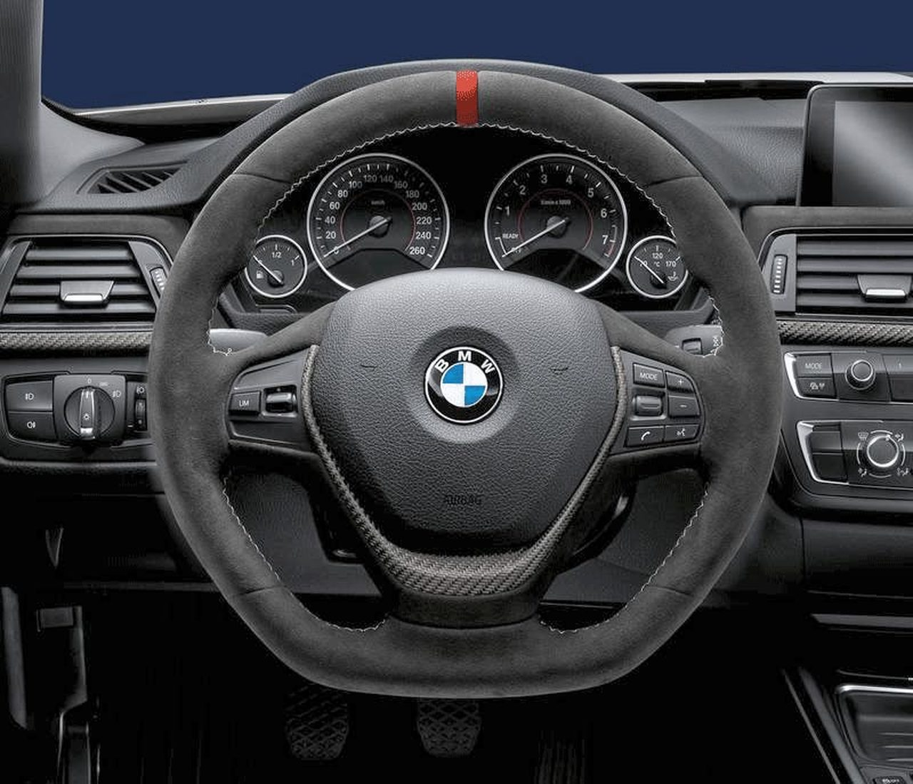 What Differentiates The Bmw Steering Wheel From Other Cars
