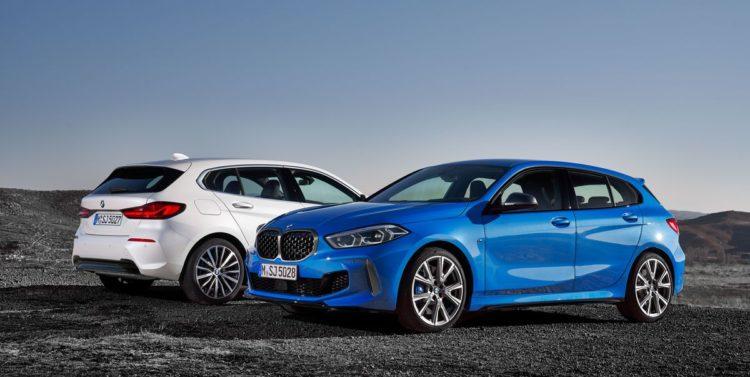 BMW i Series Hatchback