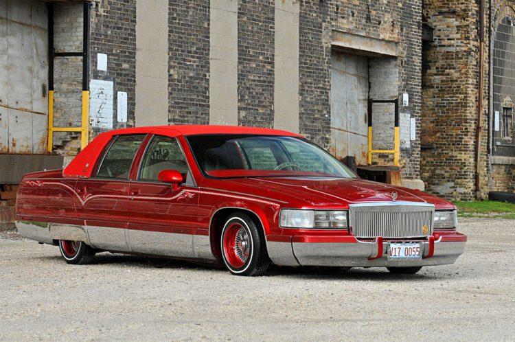 Best Cadillac Lowrider