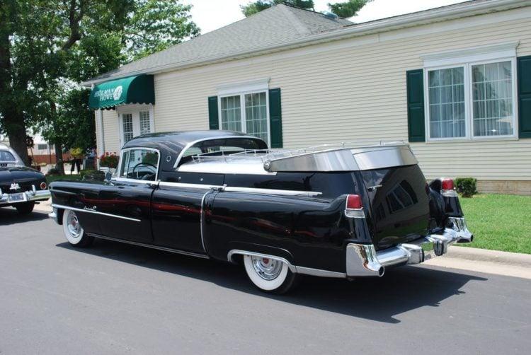 Cadillac Flower Car 1