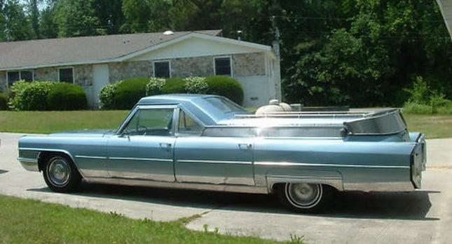 Cadillac Flower Car 2