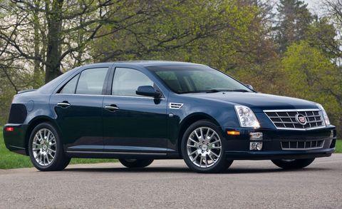 Cadillac STS 4.6 V8 AWD