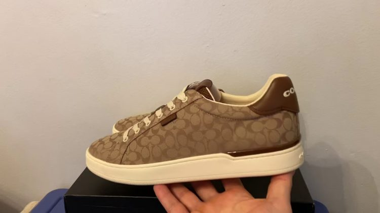 Coach Women's Lowline Sneakers