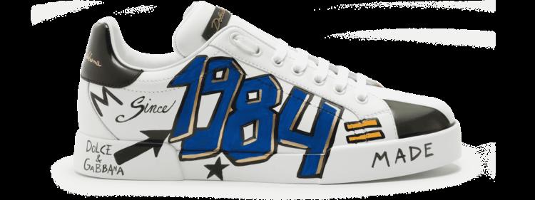 Dolce and Gabbana DGLimited Portofino Sneakers