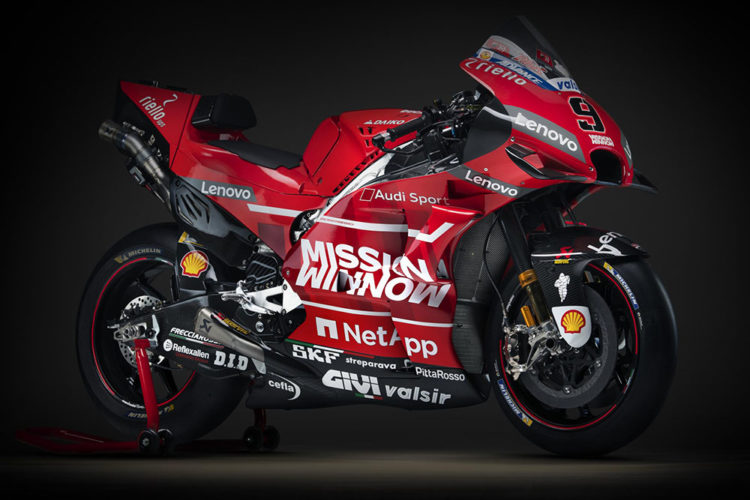 Ducati MotoGP Bike