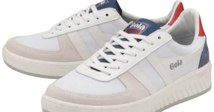 Men's Gola Classics Alpine Trainers