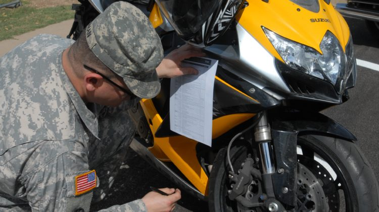 Motorcycle Inspection 1