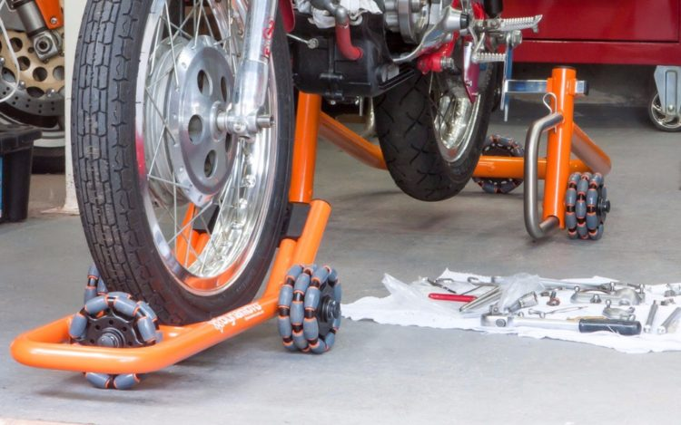 Motorcycle Stand 1