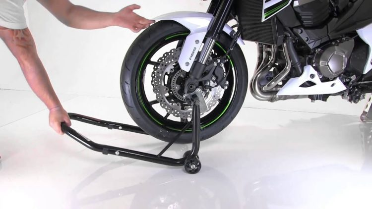 Motorcycle Stand 2