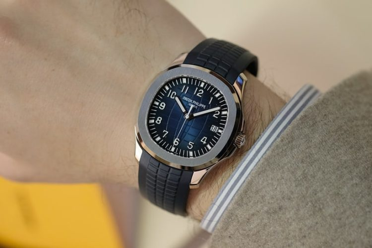 Patek Philippe 5168G White Gold Aquanaut
