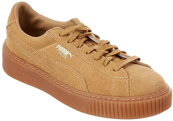 Puma Suede Platform Women's Sneakers