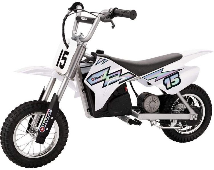 Razor MX400 Dirt Rocket Ride-On