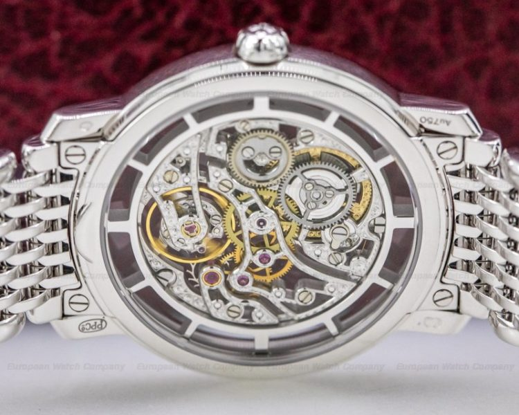 Ref. 7180 1G Ultra Thin Skeleton Watch