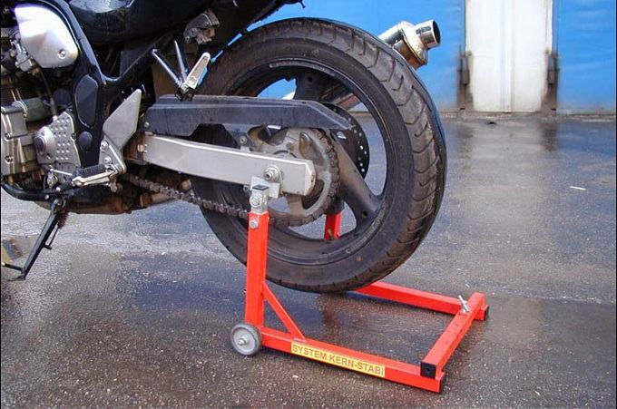 Safstar Motorcycle Stand