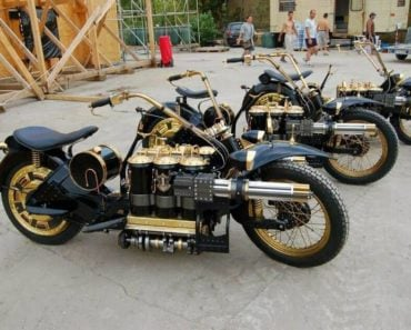 Steampunk Motorcycles