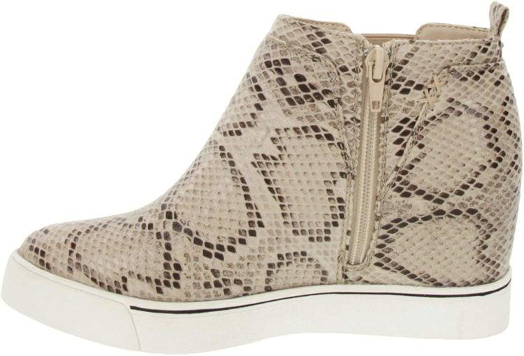 Sugar - Glorify Wedge Sneakers