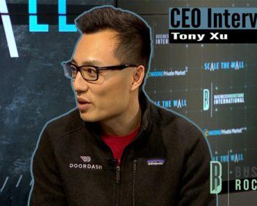 Tony Xu