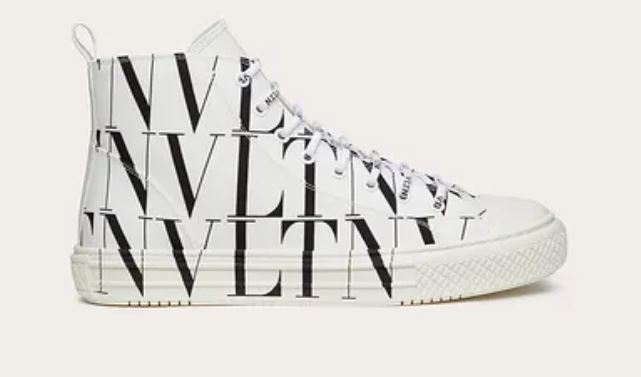 Valentino VLTN High-Top Sneaker