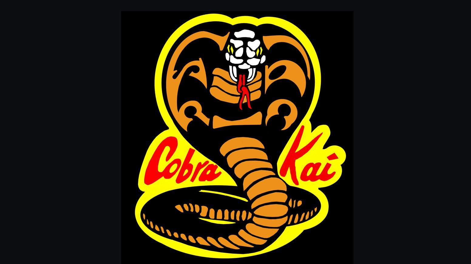 The History of and Story Behind the Cobra Kai Logo