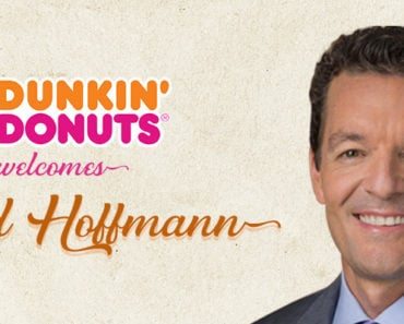 10 Things You Didn't Know about Dunkin' CEO Dave Hoffmann