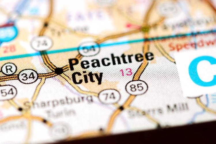 Peachtree City, Georgia