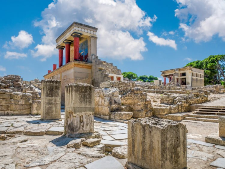 Historic Site of Knossos