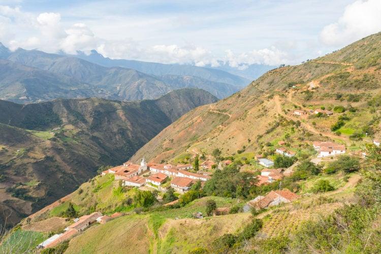 Los Nevado, Venezuela