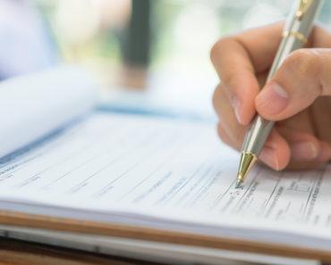 Successor Trustee forms