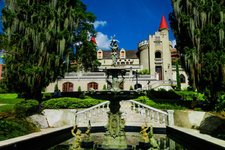 El Castillo Museo y Jardines