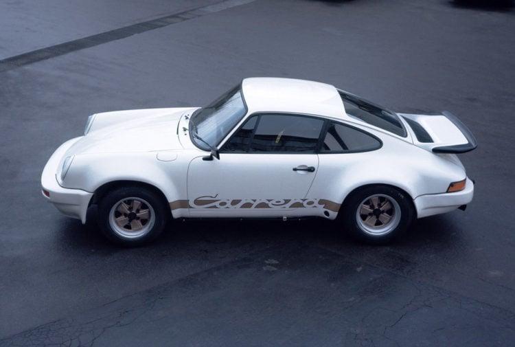 1974 Porsche 911 RSR Carrera 3.0
