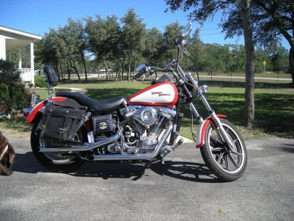 1984 Harley-Davidson FXSB 1340 Low Rider
