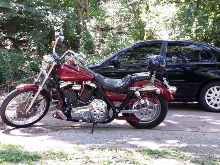 1988 Harley-Davidson FXRS 1340 Low Rider
