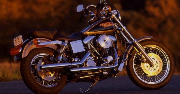 1997 Harley-Davidson 340 Dyna Low Rider