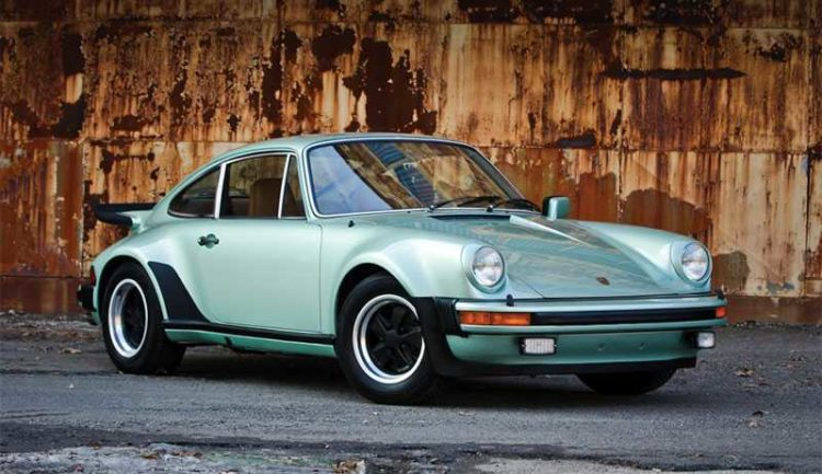 Best Porsche Models From the 70s