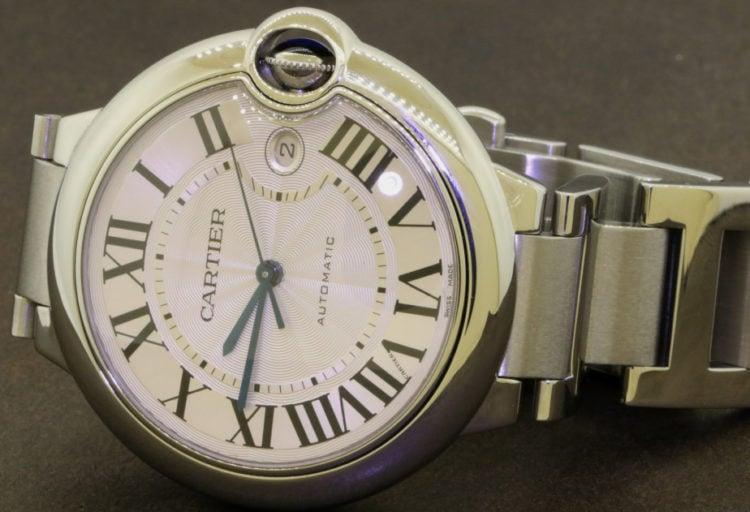 Cartier Ballon Bleu Skeleton Men's watch
