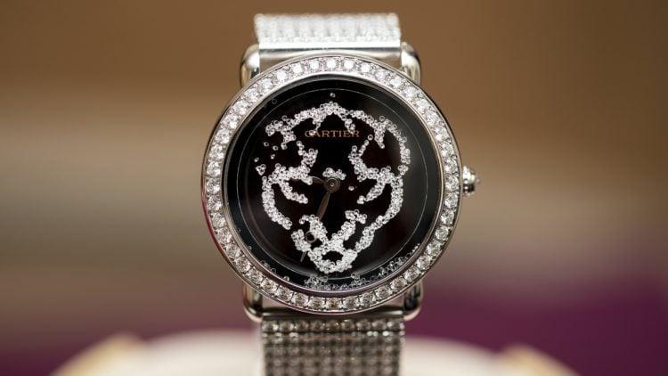 Cartier Panthère de Cartier Watch - REF HPI01326