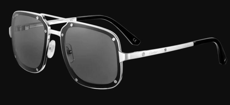 Cartier Santos de Cartier Sunglasses