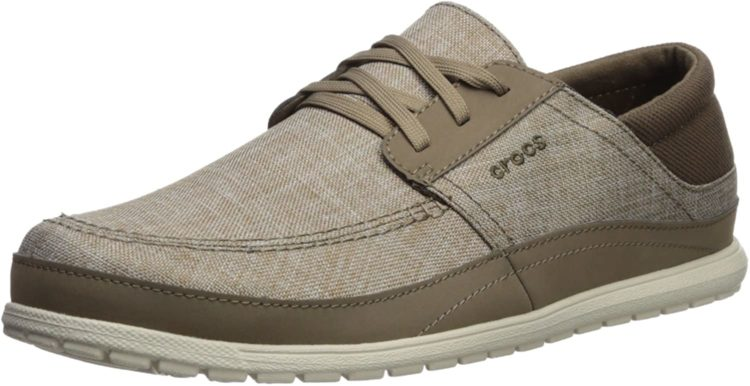 Crocs Men's Santa Cruz Playa Lace Sneakers