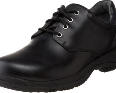 Dansko Men's Black Walker Sneakers