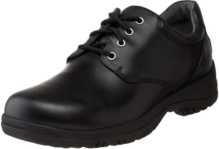 Dansko Men's Black Walker Sneakers