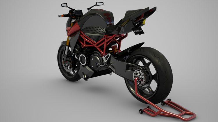 Furion M-1 Concept Hybrid