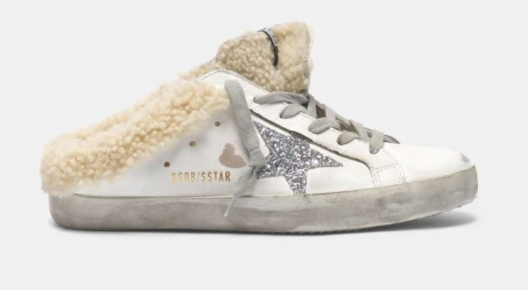 Golden Goose Sabot Sneakers