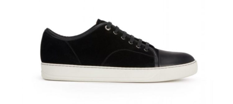 Lanvin Leather DBB1 Sneakers
