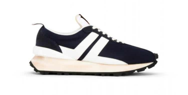 Lanvin Mesh Bumpr Sneakers