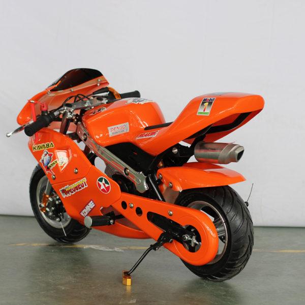 Made in China 125 cc Pocket Bike MC-506