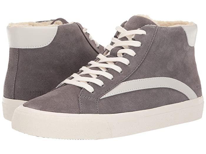Madewell Sidewalk High-Top Sneakers
