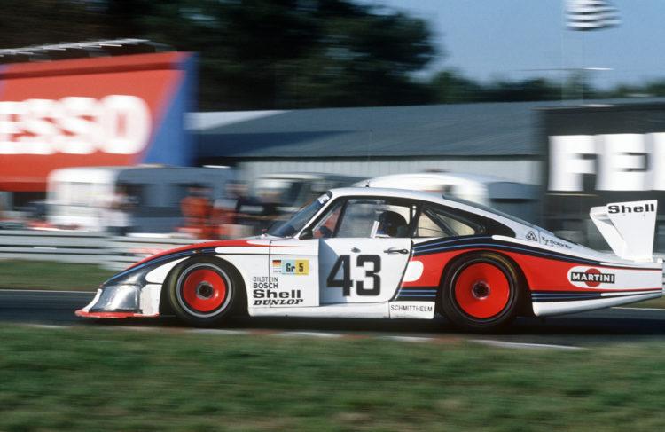 """Moby Dick – the 1978 Porsche 935 78"