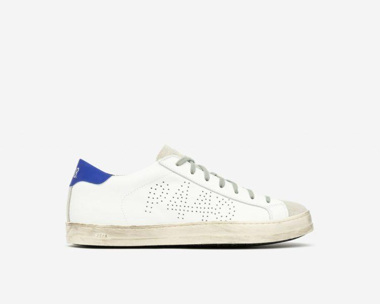 P448 John White Royal Sneaker
