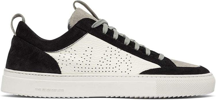 P448 Soho Black Sneaker