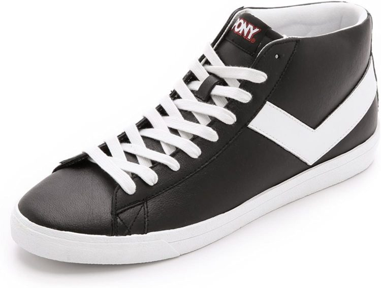 Pony Men's Classic High Leather Sneakers